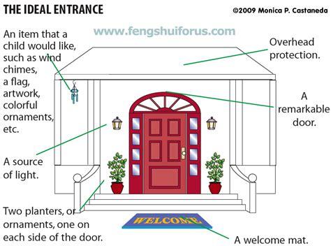 free feng shui for us nine steps to feng shui - Feng Shui Eingangsbereich