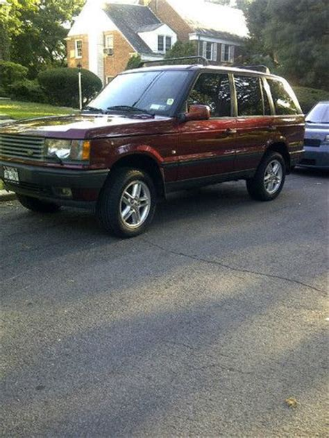 buy used 2000 range rover 4 6 hse in larchmont new york
