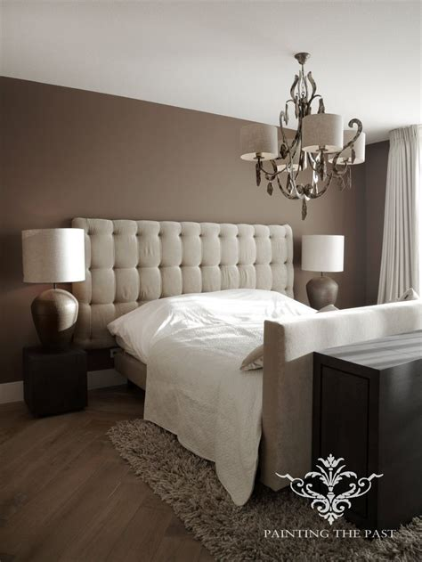 schlafzimmer taupe wallcolour truffle by painting the past taupe an