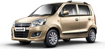 Maruti Suzuki Wagon R Price List Best Cars In India Below Inr 5 Lacs 2016 Sagmart