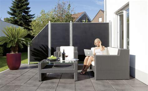 terrasse sichtschutz kunststoff terrassen sichtschutz