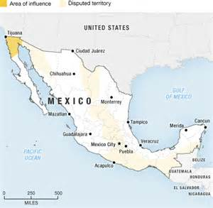 map of tijuana baja california california map