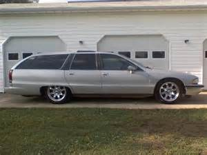 92 Buick Roadmaster Wagon 1992 Buick Roadmaster Estate Wagon 3 200 Or Best Offer