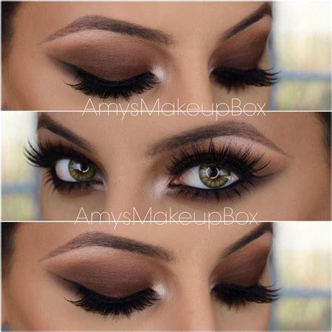 tutorial makeup matte 17 best ideas about brown smokey eye on pinterest brown