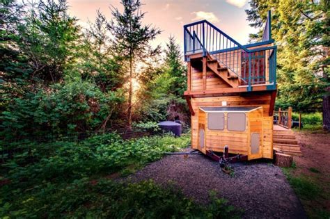 tiny house deck jaw dropping tiny house with rooftop deck tiny house for us