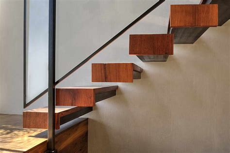 Dorm Bathroom Decorating Ideas bloombety floating staircase with wood design stylish