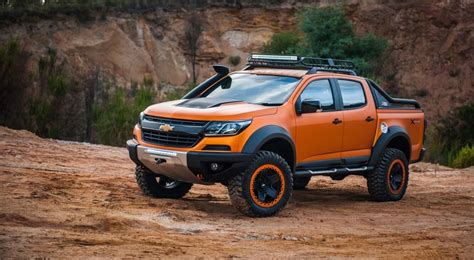 2020 Chevrolet Colorado Zr2 chevrolet 2020 chevy colorado zr2 diesel rumors 2020