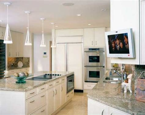 small kitchen kitchen tv wall mount youtube small 7 modern kitchen design trends stylishly incorporating tv
