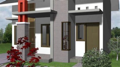 persyaratan membuat imb rumah contoh gambar rumah mungil sederhana 1 lantai jasa arsitek
