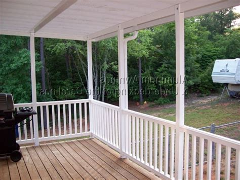 aluminum porch awnings price aluminum awnings of the carolinas aluminum patio cover
