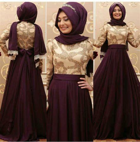 Baju Muslim Wanita Gamis Set 3in1 Maxi Murah model gamis terbaru baju setelan wanita modern cantik