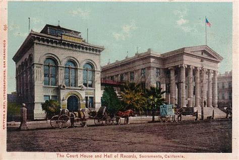 Sacramento Ca Court Records Family Images Historical Homepage California Page