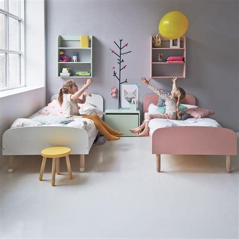 lit enfant 90x200 cm vert d eau flexa play mobilier