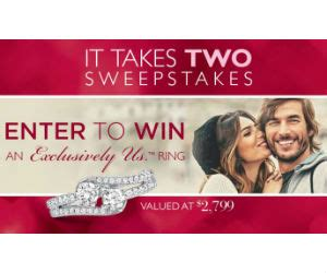 Helzberg Sweepstakes - win a 1 carat diamond ring in 14kt white gold from