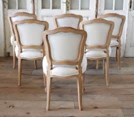 Country Style Dining Chairs Louis Xv Style Country Dining Chairs At 1stdibs
