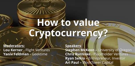 what is cryptocurrency everything you need to the 7 things you need to from the valuing