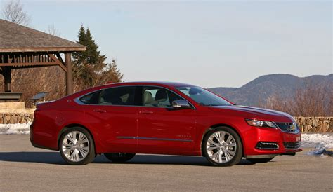 2014 chevrolet impala test drive review cargurus