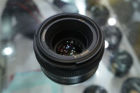 Yongnuo 50mm F 1 8 Lens For Nikon this is the yongnuo af s 50mm f 1 8 lens for nikon f mount