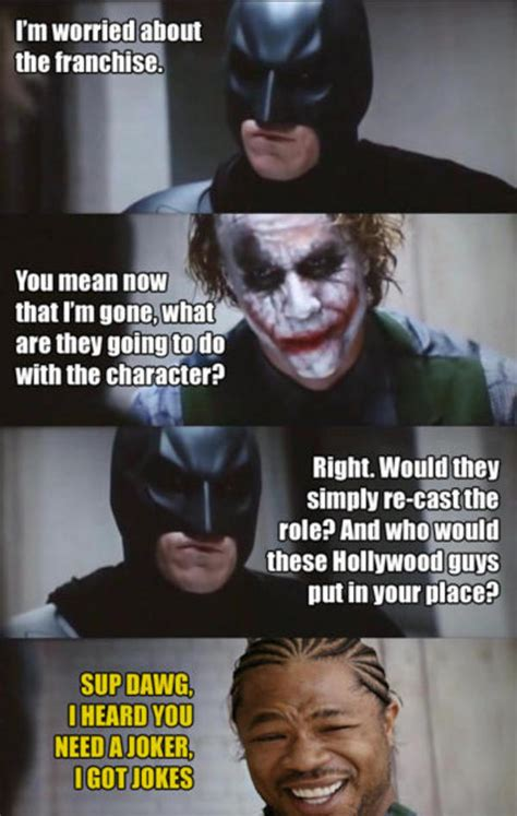 Dark Knight Joker Meme - image 15001 dark knight 4 pane know your meme