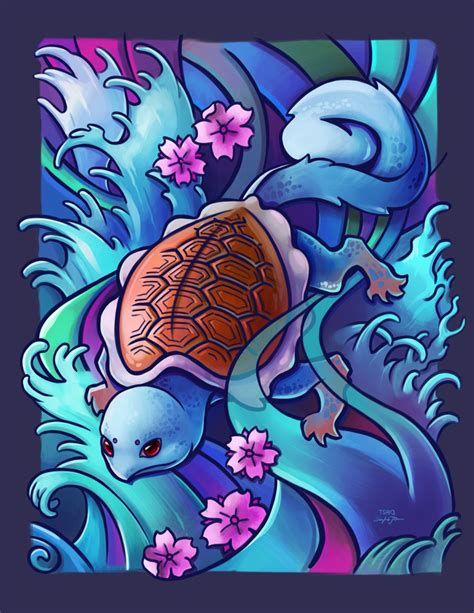 squirtle tattoo squirtle by tsaoshin on deviantart