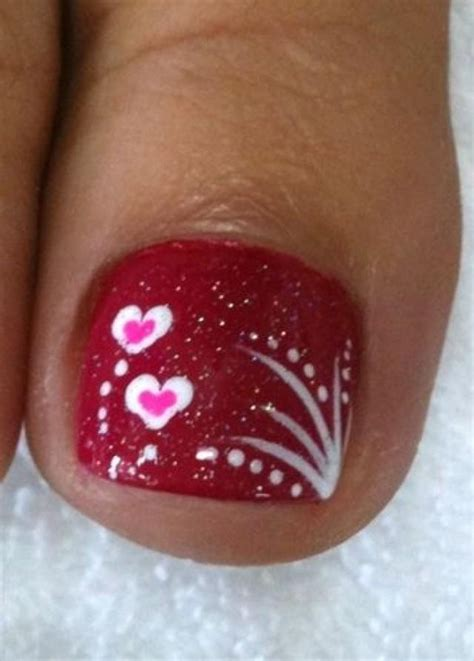 pictures of nail designs for valentines day nail valentines day nails 2031500 weddbook