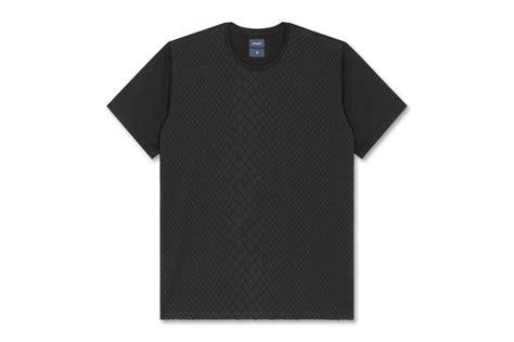 Jersey Pattern T Shirt | miharayasuhiro python pattern jersey t shirt hypebeast