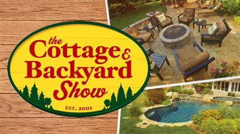 win tickets to the cottage and backyard show at the ey