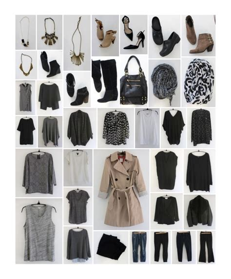Project 333 Capsule Wardrobe by What S In Project 333 Capsule Wardrobe Mindful Closet