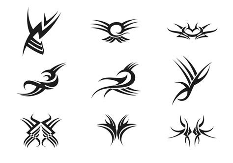 tattoo vector tribal tattooes vector pictures to pin on pinterest