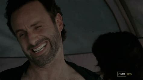 Rick Grimes Crying Meme - charlie bronson s always got rope fun with the pause
