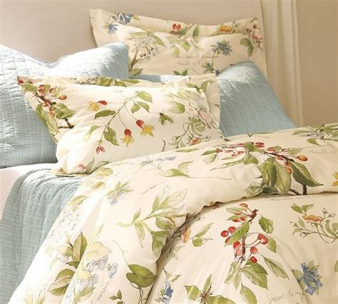 potterybarn comforter quot gardener quot bedding by pottery barn home pinterest