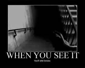 When you see it you will be scared image humor satire parody