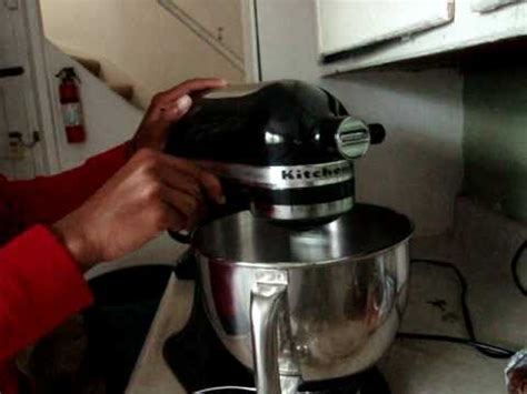 Kitchenaid Artisan Stand Mixer Review   YouTube