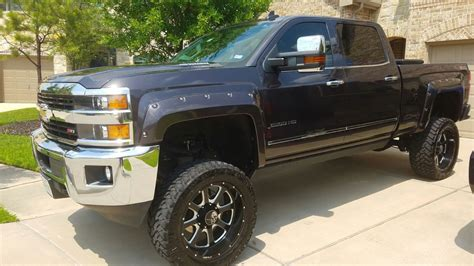chevy lifted 2015 chevrolet silverado 2500 lifted z71 for sale