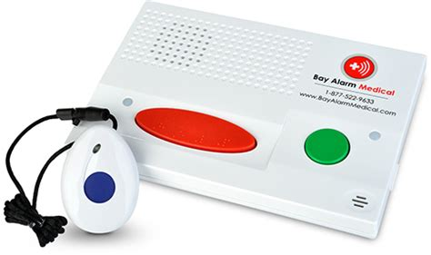 bay alarm automatic fall detection system review