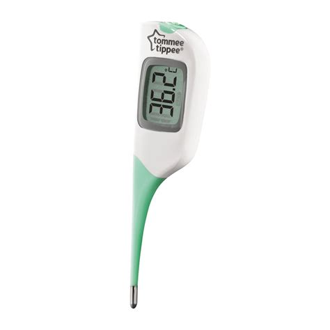 Thermometer Tommee Tippee tommee tippee 2 in 1 thermometer refinedtoys co uk