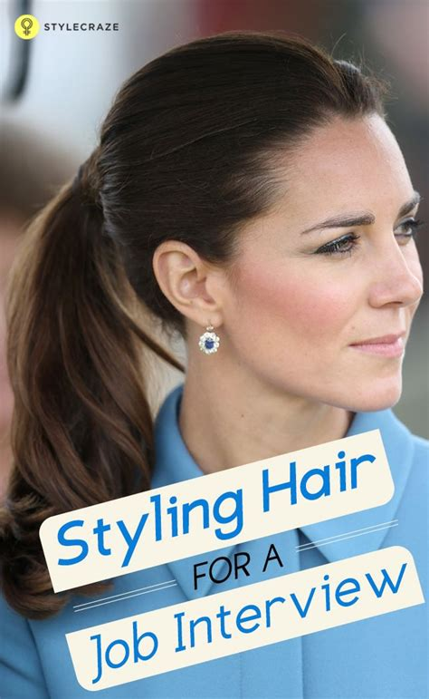Hairstyles For Your by Styling Hair For A