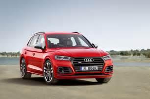 Audi Sq5 Look 2018 Audi Sq5 Automobile Magazine