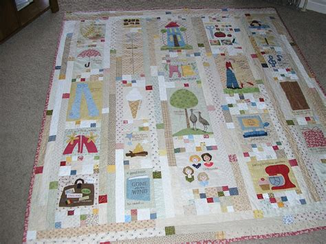 Patchwork Blogs Australia - some of wonderful favorite things quilt anni downs