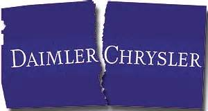 Chrysler Merger With Daimler Being Awkward Creating Conscious Culture Change