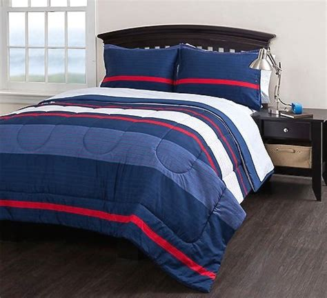 blue and red comforter sets red white and blue bedding set male models picture