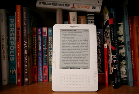 bestselling author and kindle on says kindle e books are more popular than