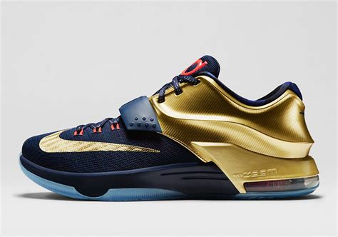 new year kd 7 nike kd 7 premium quot midnight navy quot nikestore release info
