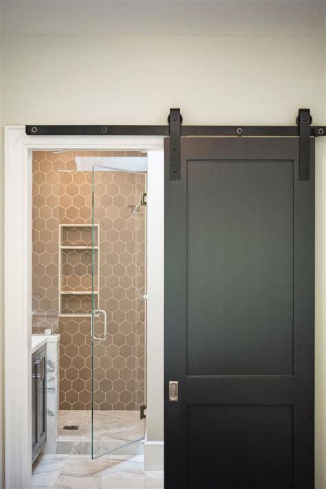 Small Home With Big Style Swinging Doors Floor Space Napa Style Barn Door