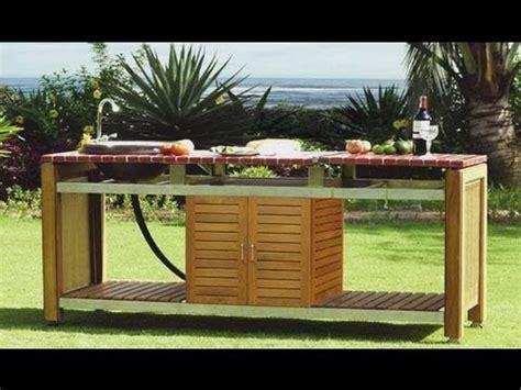 cuisines d exterieur et cuisines d ete design barbecues