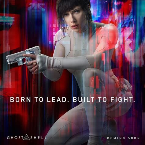 film ghost in the shell sinopsis ghost in the shell trailer release date everything