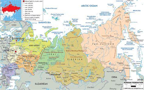 russia map atlas impressum