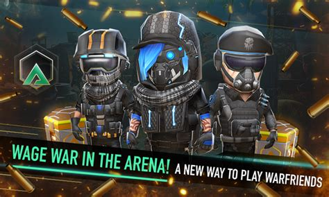 game mod shooter apk warfriends pvp shooter game mod android apk mods