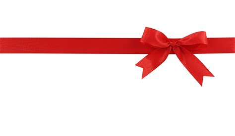 gift bow clipart best