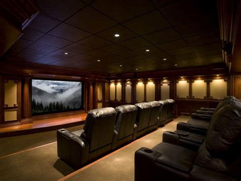home theater floor lighting lighting ideas